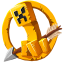 Crafting Sword Favicon